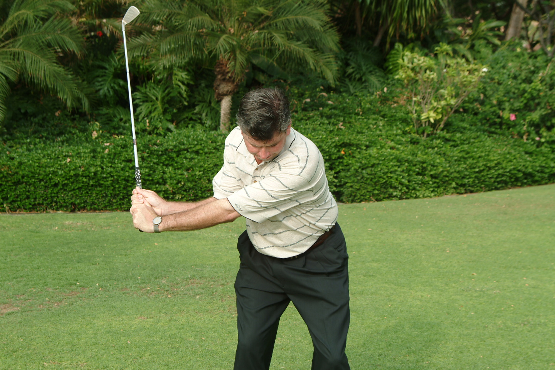 golf swing instruction books